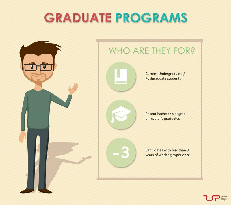 Graduate Program - Inicia tu carrera profesional