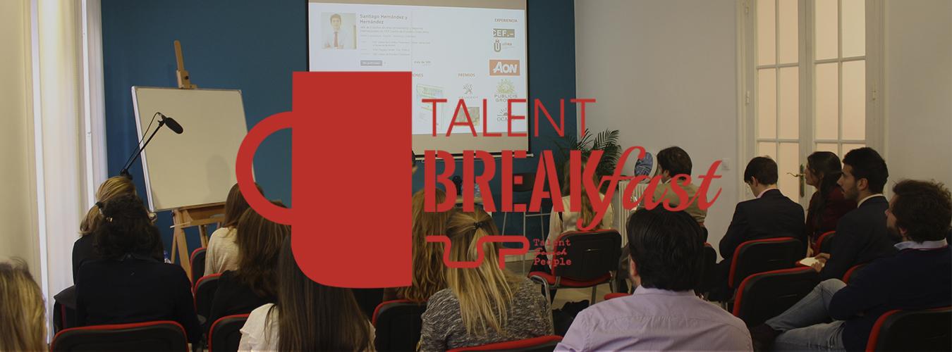 Talent BREAKfast Madrid - Evento de networking entre clientes