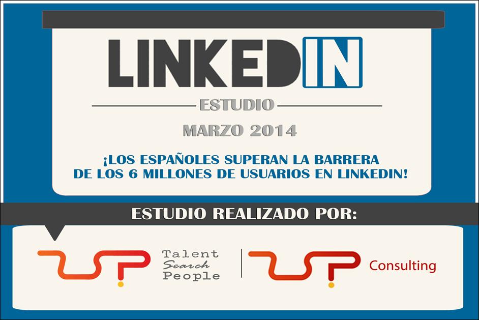 Estudio de LinkedIn