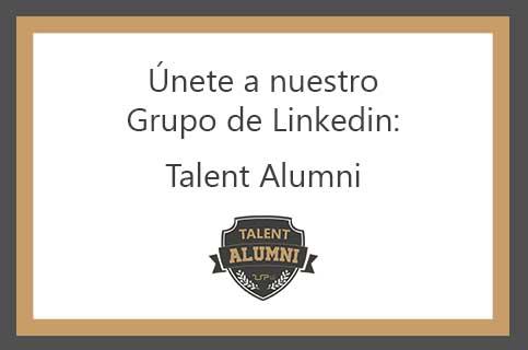 Grupo Linkedin: Talent Alumni